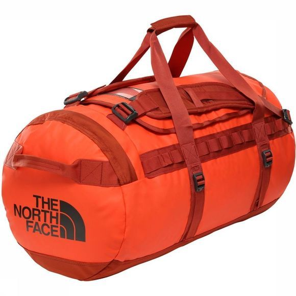The North Face Reistas Base Camp Duffel M/71L Oranje/Middenrood