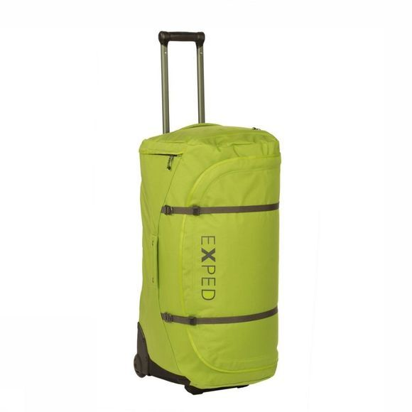 Exped Travel Bag Stellar Roller green