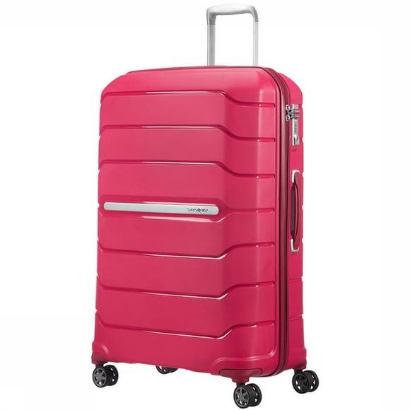 Samsonite Trolley Flux Spinner 75 Middenrood
