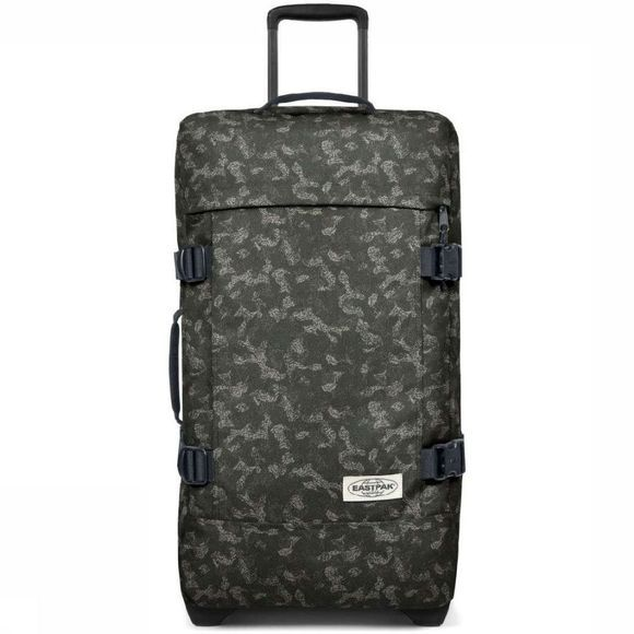 Eastpak Suitcase Tranverz M dark khaki/Assortment Camouflage