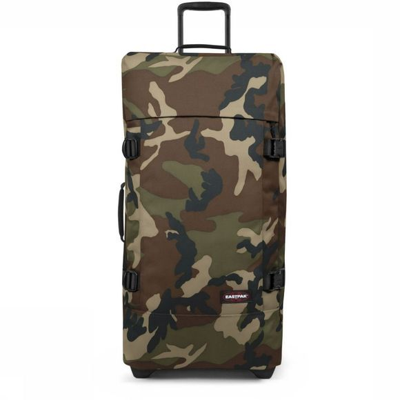 Eastpak Trolley Tranverz L Middenkaki/Assortiment Camouflage