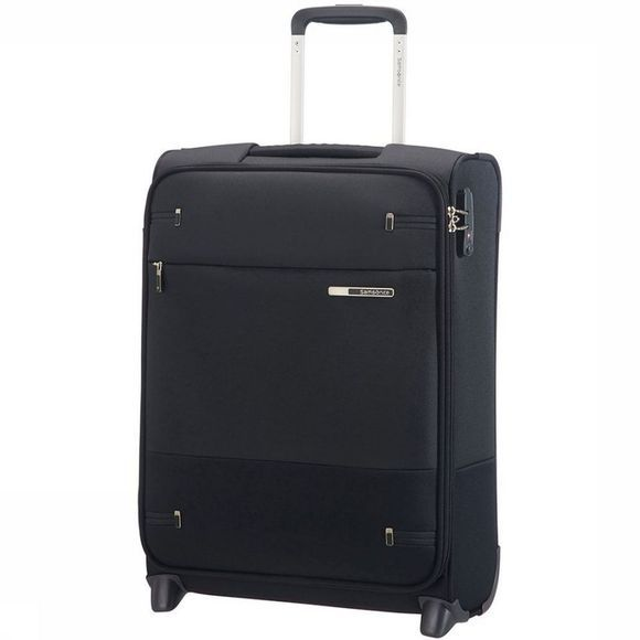 Samsonite Handbagage Base Boost Upright 55 Zwart