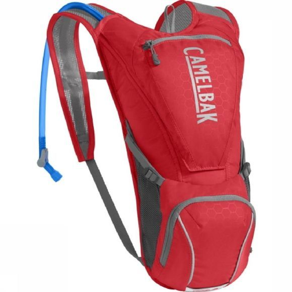 CamelBak Pack Hydration Rogue 5L Rouge Moyen/Argent