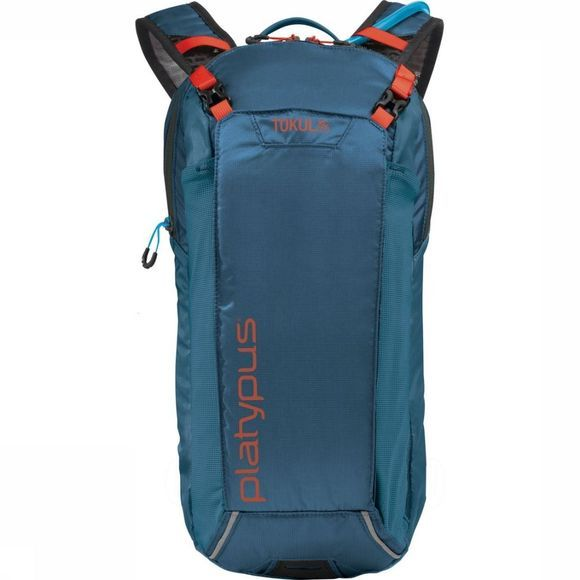 Platypus Hydration Pack Tokul 12 mid blue