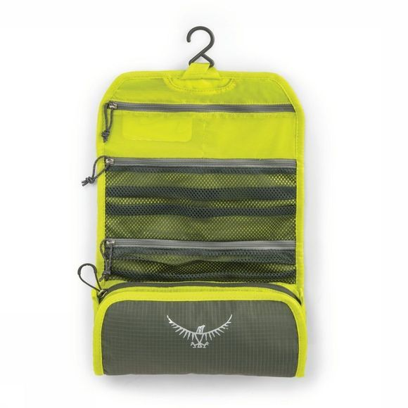 Osprey Wash Bag Wash Bag Roll Lime