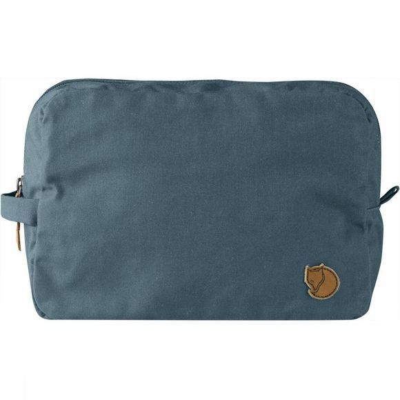 Fjällräven Wash Bag Gear Bag Large dark grey