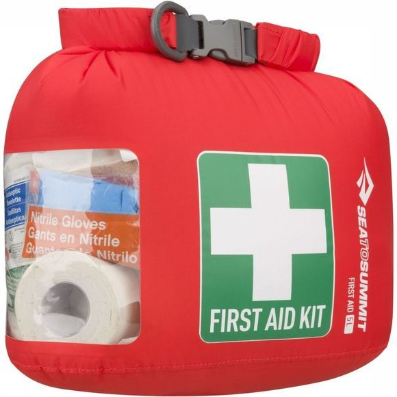 Sea To Summit Waterdichte Zak Sts First Aid Dry Sack Day Use Rood