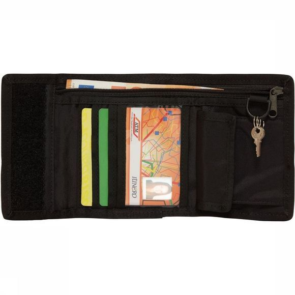 The North Face Portefeuille Base Camp Wallet Geel/Zwart
