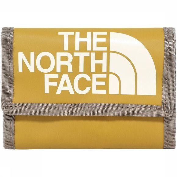 The North Face Portefeuille Base Camp Wallet Middenbruin/Middenkaki