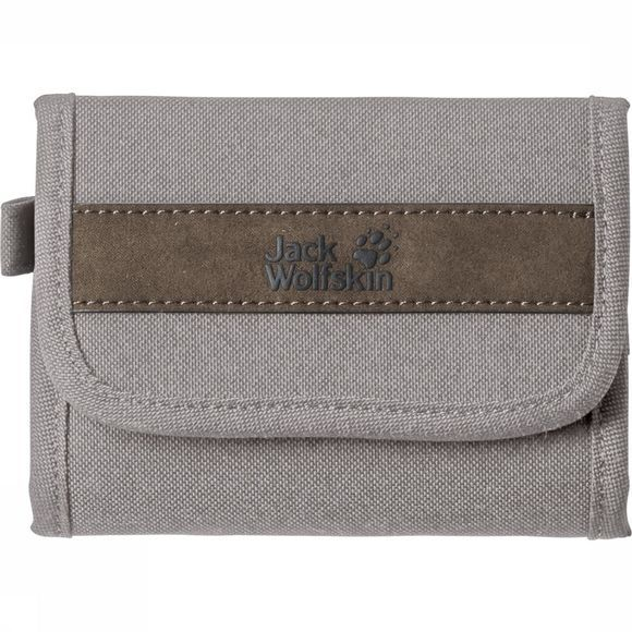 Jack Wolfskin Wallet Embankment mid grey