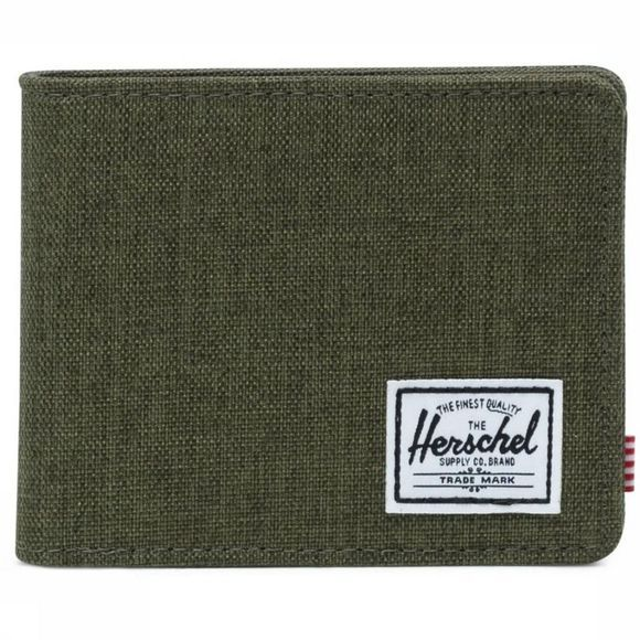 Herschel Supply Portefeuille Roy Coin Donkerkaki