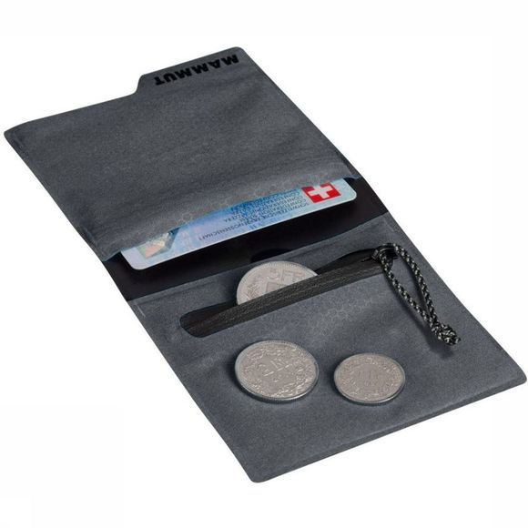 Mammut Portefeuille Smart Wallet Light Gris Foncé