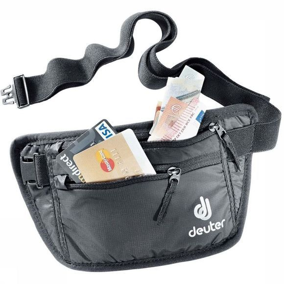 Deuter Sac De Sécurité Security Money Belt I Noir