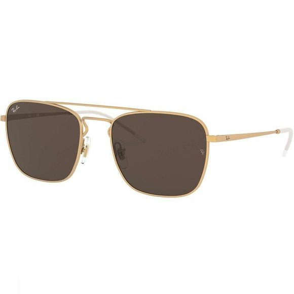 Ray-Ban Bril Rb3588 Goud/Middenbruin