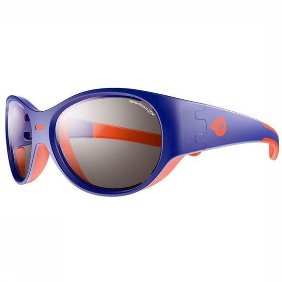 Julbo Glasses Puzzle mid blue/orange