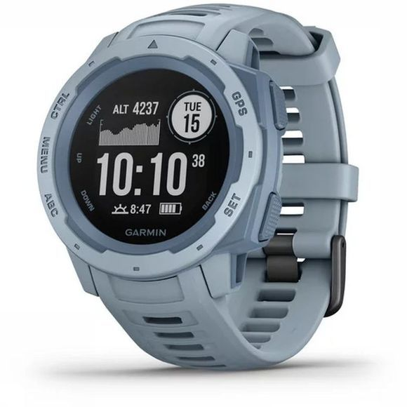 Garmin Gps Instinct, Sea Foam Lichtblauw