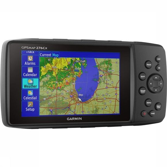 Garmin GPS Gpsmap 276Cx Gps/Glonass Eu No Colour