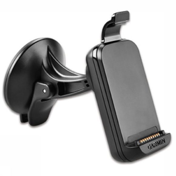 Garmin Car Support With Suction and Speaker No colour / Transparent