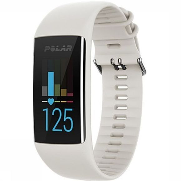 Polar Activity Tracker A370 Small Blanc