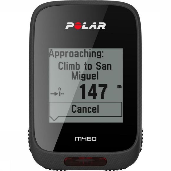 GPS Bike Computer M460 HR