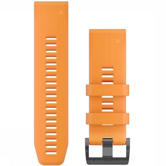 Garmin SportQuickfit 26 Watch Bands Silicone Oranje