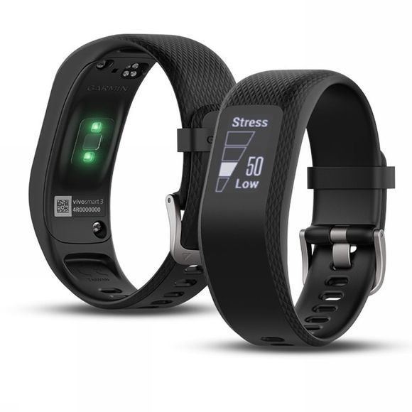Garmin Activity Tracker Vivosmart 3 Large Zwart