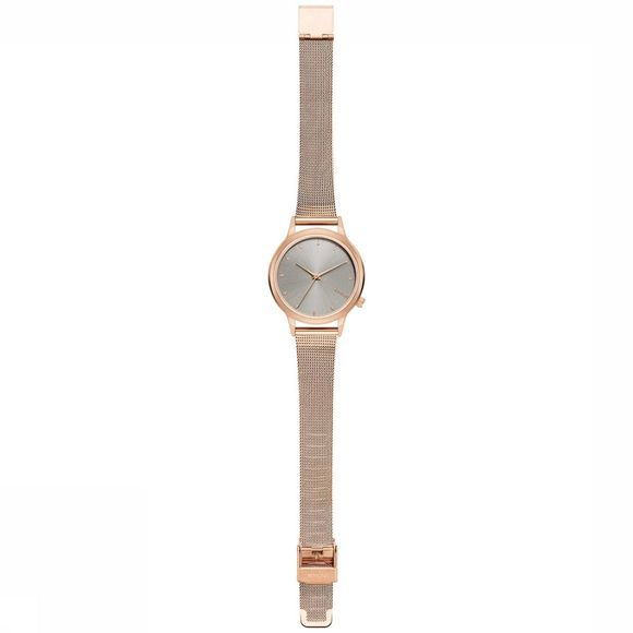 Komono Watch Lexi Royale light pink/gold
