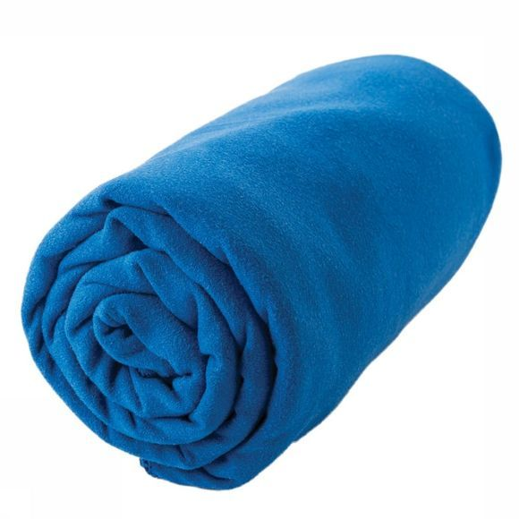 Sea To Summit Handdoek Drylite Towel El Ab Large Middenblauw