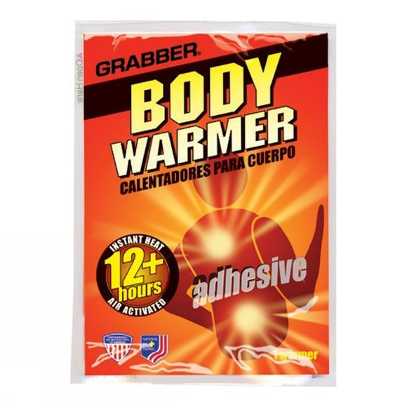 Grabber Heating Bodywarmer No Colour