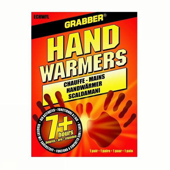 Grabber Heating Handwarmer No Colour