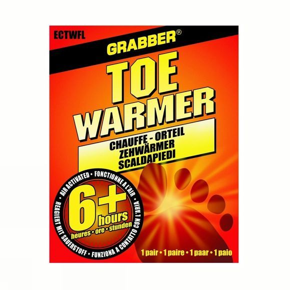 Grabber Heating Toewarmer No Colour