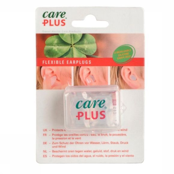 Care Plus Oordoppen Flexible Earplugs Geen kleur