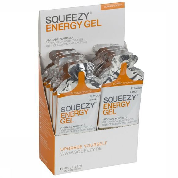 Squeezy Gel Box Lemon  Pas de couleur