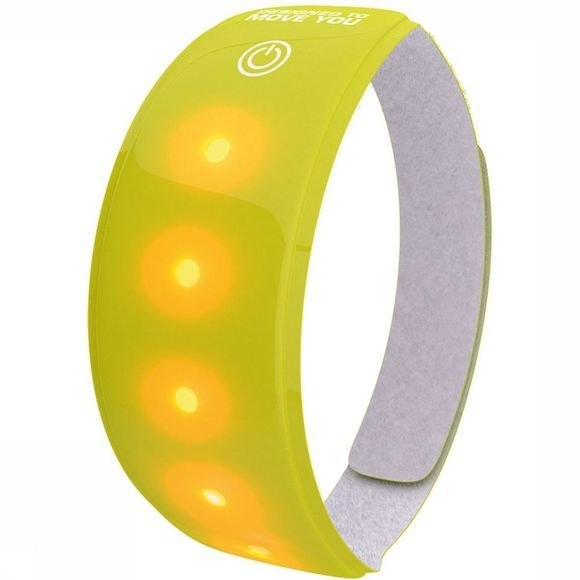 Wowow Small Lights Lightband XL mid yellow