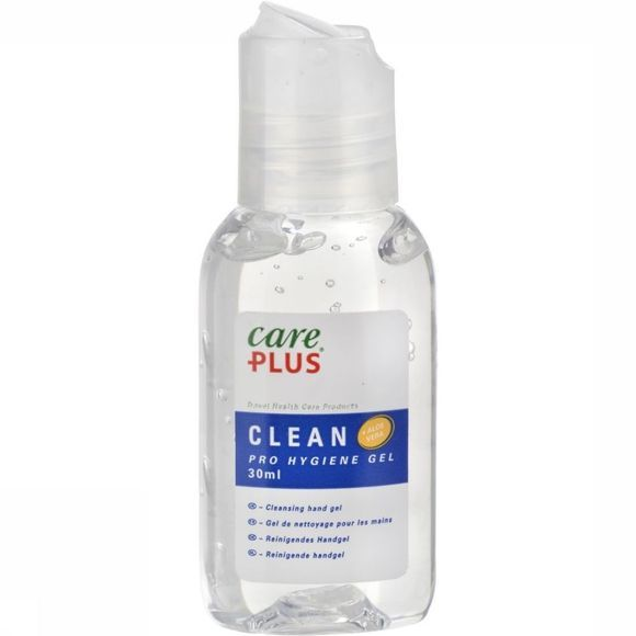 Care Plus Handgel Clean Pro 30ml Geen kleur