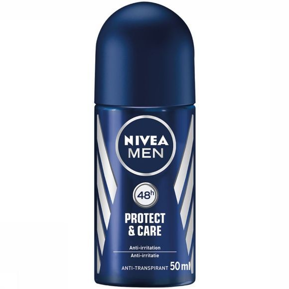 Nivea Personal Hygiene Deo Protect & Care Men 35ML No Colour
