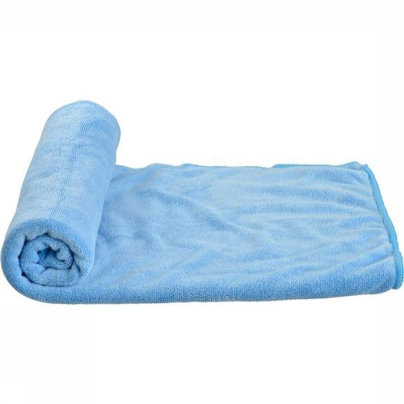 Care Plus Travel Towel Medium No Colour