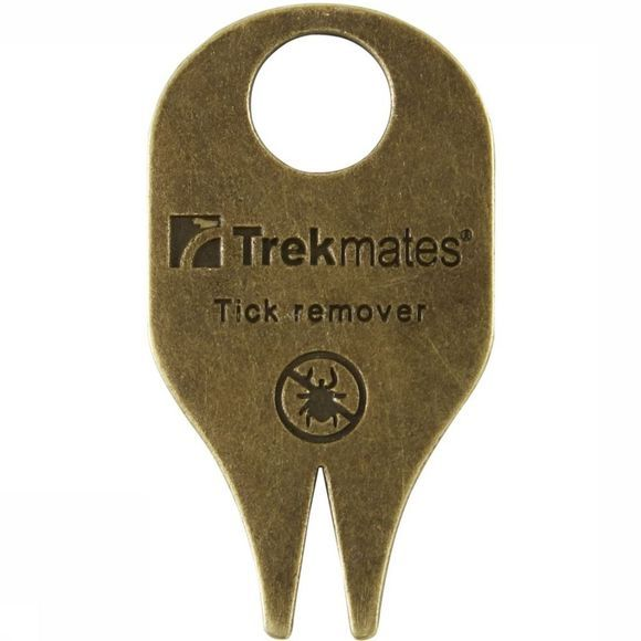 Trekmates Tick Remover mid brown