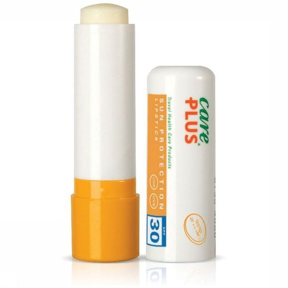 Care Plus Lippenbalsem Sun Protection Geen kleur