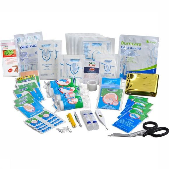 Care Plus EHBO Kit Family Geen kleur
