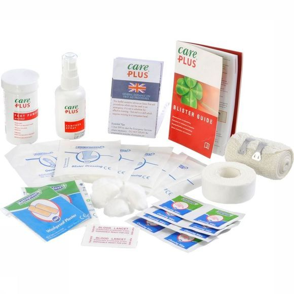 Care Plus EHBO Kit Walker Geen kleur