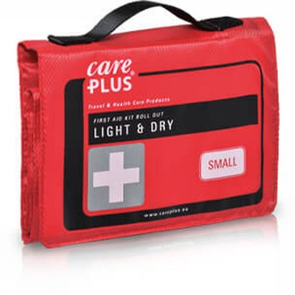 Care Plus EHBO-Kit Roll Out Small Geen kleur