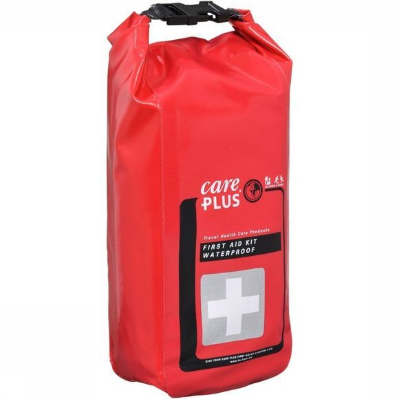 Care Plus First Aid Kit Waterproof No Colour
