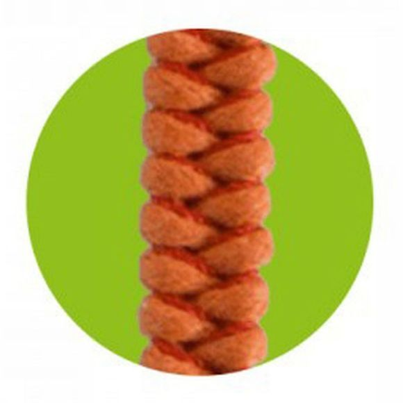 Mosquitno Anti-Insectes Woven Bracelet Citriodiol Orange