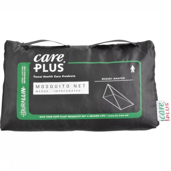 Care Plus Moustiquaire Light Weight Wedge Impregnée Pas de couleur