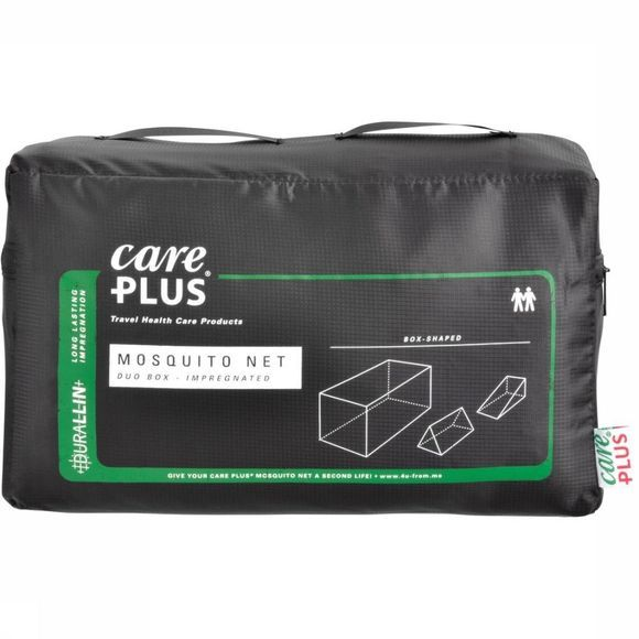 Care Plus Mosquito Net Duo Box Impregnated No Colour