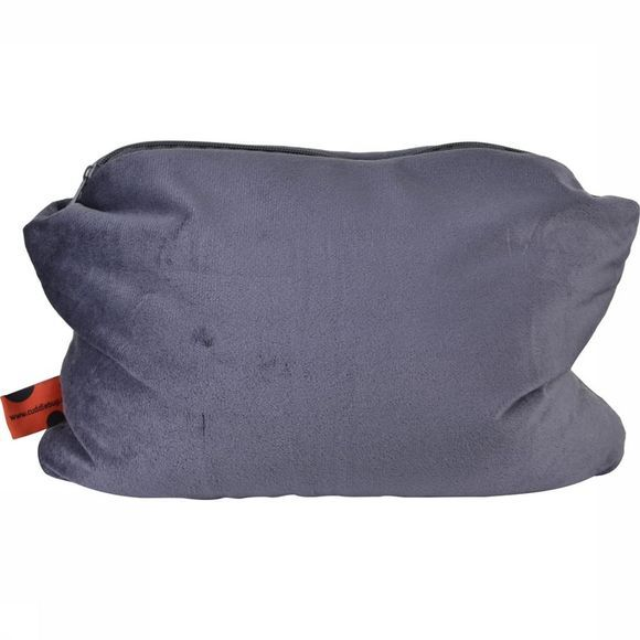 Cuddlebug Pillow 2 in 1 mid grey