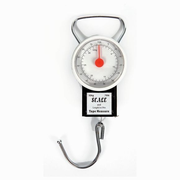 Bo-Camp Miscellaneous Lugage Scale Up To 32 Kg No Colour