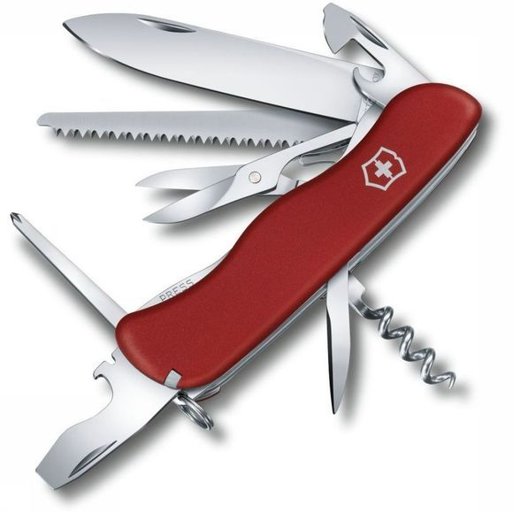 Victorinox Mes Outrider Middenrood