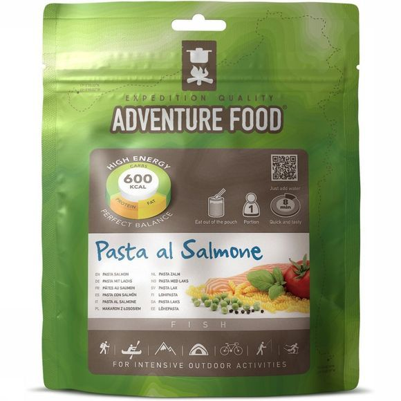 Adventure Food Meal Pasta Salmone 1P No Colour